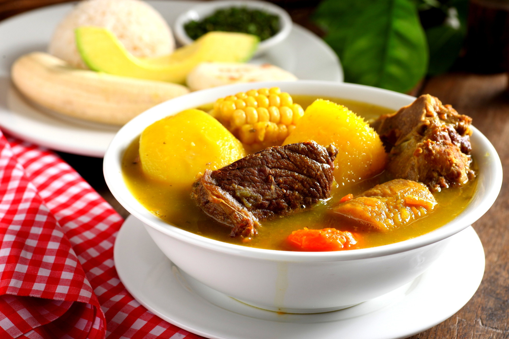 Los matices de la cocina dominicana for Platos de cocina